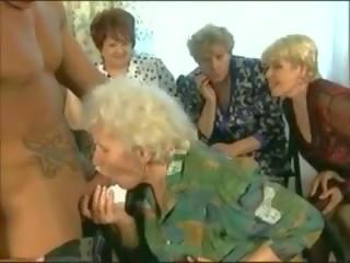 grannies, milfs, senas + young, hd porno
