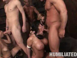 group sex, humiliation, bdsm