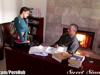 SweetSinner Sara Luvv Horny for Step-Dad