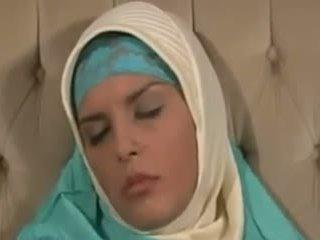 Horney arab dívka