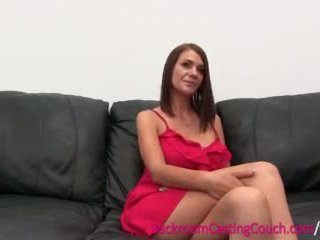 Big Tits Stripper Dp And Anal On Casting Couch