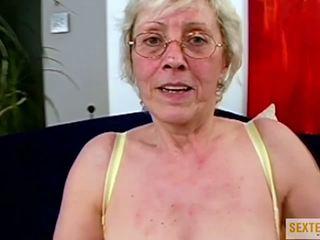 mamies, vieux + jeune, interracial, hd porn