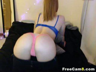 Perfect Ass Teen Babe