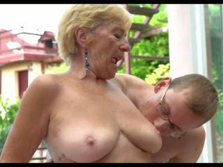 babcie, hd porno, hardcore, włochaty