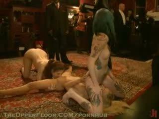 Nicki blues เป็นครั้งแรก หี penetration