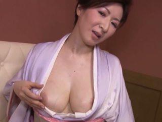 japán, nagy mellek, érlelődik, menyecske
