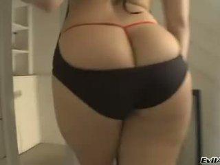금발 더, 큰 엉덩이 완전한, milf