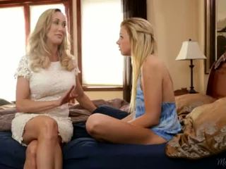"Brandi Love teaching her Step Daughter Tara Morgan <span class=""duration"">- 6 min</span>"