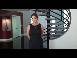 Reachel Steel in Red MILF, Free Mom Porn Video 19