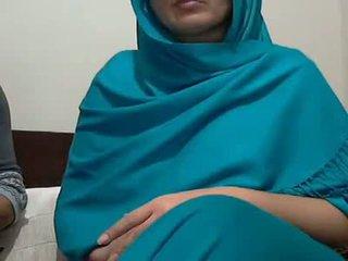 Szexi indiai aunty -val lover possing neki csöcsök & p
