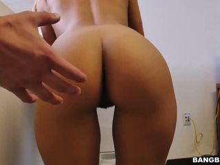 Sophia Leone - The new cleaning lady swallows a load