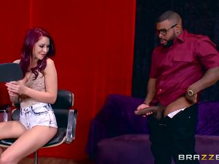 Brazzers - Monique Alexander loves bbc