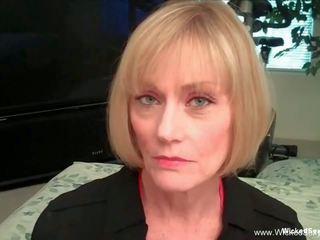 Mom Makes Son Cock Jump Around, Free Wicked Sexy Melanie HD Porn