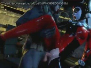 Harley quinn 在 batman 有 性别