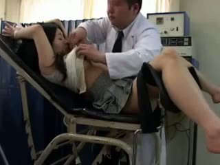 japanisch, große brüste, finger, amateur