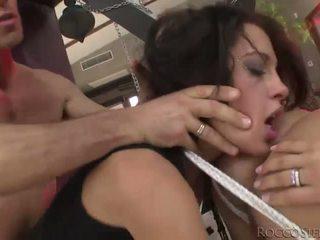 Rocco brags jeho sex otrok na franceska turning to