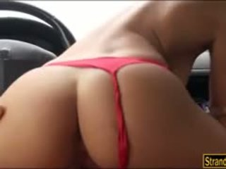 Booby nikita bellucci pounded sisse the cab