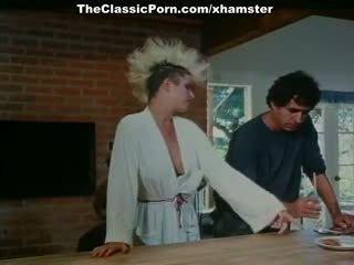 Ginger Lynn Allen, Lois Ayres, Gina Carrera in classic sex