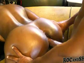 Sexy Black Girl Fucks With Her Shaking Booty <span class=duration>- 12 min</span>