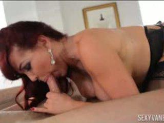big boobs më shumë, blowjob, falas kuqo argëtim