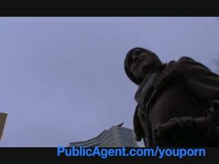 Publicagent göwreli angelina jolie look a like takes nagt pul for sikiş video
