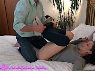 Skinny MILF Fucks Total Strangers Huge Mature Cock.