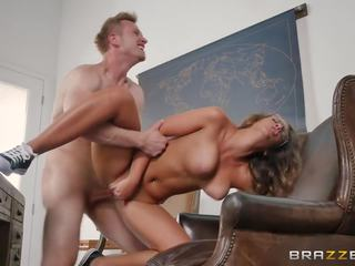 Brazzers - Naughty Assistant Layla London Loves Cock.
