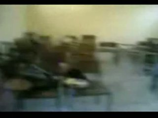 Lesbo School Chicks Kissing In Class