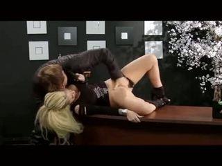 Christy mack perses sisse a kontoris