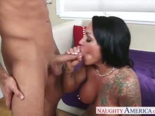 brunette, raw, blowjob