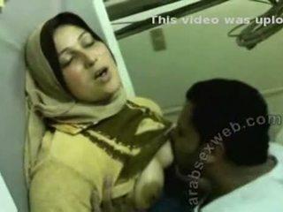 Arab hijab sikiş