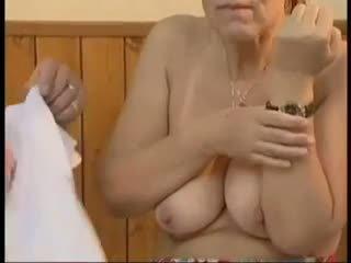 grannies, oude + young, gezichtsbehandelingen, anaal