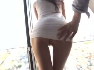 Daffy Japanese Girl Has Huge Core Xxx In An Apartment