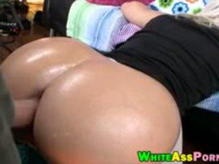 Bubble Butt Whore Kimmy Olsen Asshole Wreckedby Big Cock