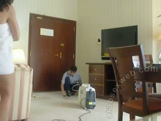 Arab Couple Teasing Staff-asw1054