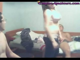 Foursome Blow Job Party 2