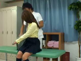 เด็กนักเรียนหญิง เล่ห์กล โดย schooldoctor