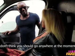 Aaliyah ca pelle - grande negra caralho marcas cabbie ejaculações - porno vídeo 471