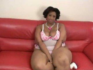 huge tits, fat, ebony, mature
