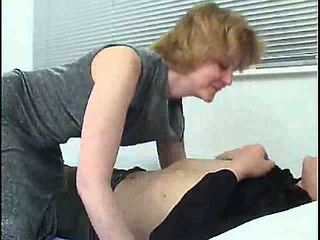 slaapkamer, anaal, mama, moms and boys