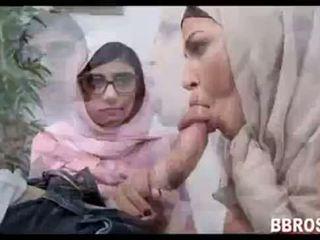 Mia khalifa lebanese arab prawan
