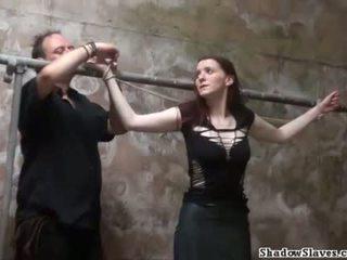 spanked, tied, bdsm
