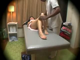 Wife Used By Black Masseur