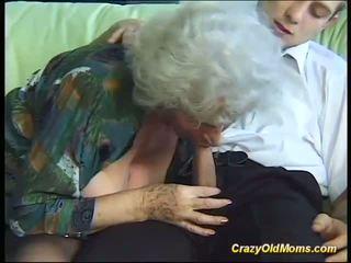 Με πλούσιο στήθος τρελό γριά μαμά needs μόνο φρέσκο ισχυρός cocks