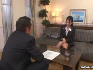 Japanese Lady Satomi Suzuki Offers Some Really Nasty