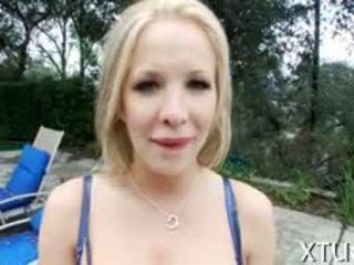 blowjob, pornstar, blonde