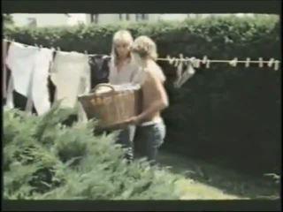 Pornmoza - Classic Vintage MILF Seduces Not Her Son.