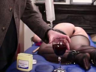 british, bondage, spanking, enema
