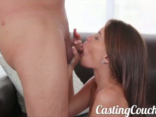 Casting couch-x georgia peach excited na seks