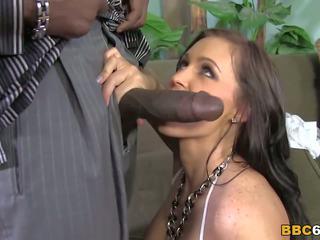 Big Titted Jenna Presley Squirts on Black Cock: HD Porn 6b